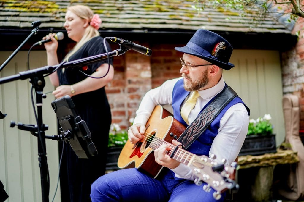 The Love Rats Duo - Shustoke Barn - Acoustic Wedding Duo, acoustic duo, party duo
